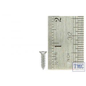 DCS-CK156 DCC Concepts / Scale Csk Hd- 60++ 1.5 x 6mm