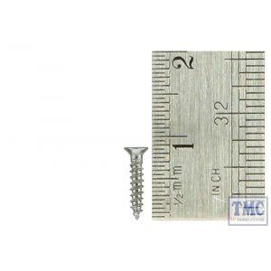DCS-CK158 DCC Concepts / Scale Csk Hd- 60++ 1.5 x 8mm