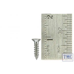 DCS-CK2.8 DCC Concepts / Scale Csk Hd- 60++ 2 x 8mm