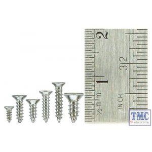 DCS-CKSET DCC Concepts 6x60 CSK Head Micro-Screws