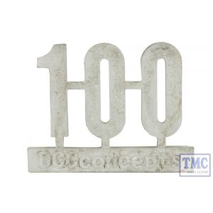 DCS-S100 DCC Concepts / Scale 100 Degree Low Melt Solder for White Metal