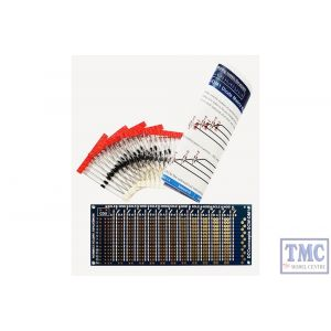 DCW-DM1 DCC Concepts N/TT/HO/OO/O/G Scale Diode Matrix Pack