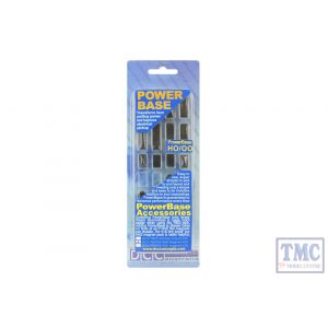 DCX-PBMXE DCC Concepts N/HO/OO Scale POWERBASE Extreme Magnet Pack (4 x 6 Types)