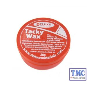 DLAD-29 Deluxe Materials Tacky Wax (28gm)