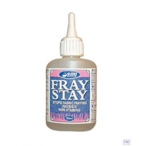 DLAD-30 Deluxe Materials Fray Stay 50ml fabric adhesive