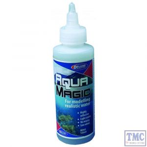 BD-65 Deluxe Materials Aqua Magic (125ml) Realistic Water