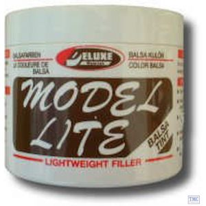 DLBD-6 Deluxe Materials Model Lite Balsa Tint