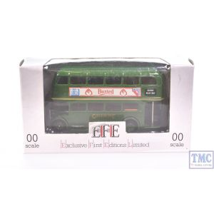 101102 Exclusive First Editions (EFE) 1:76/4mm Scale AEC Regent Greenline