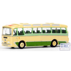 E12124 Exclusive First Edition (EFE) 1:76 Scale (OO Gauge) Bus Harrington Cavalier Greenslades Wales