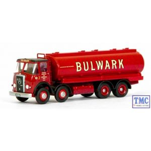 E13502 OO Gauge Atkinson 4 Axle Oval Tanker Bulwark Exclusive First Edition (EFE)