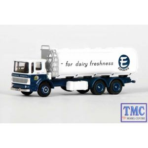 E13601 OO Gauge AEC Ergo Elliptic Tanker Express Dairy Exclusive First Edition (EFE)