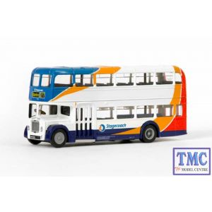 E13916 OO Gauge Bristol FLF Lodekka Stagecoach Exclusive First Edition (EFE)