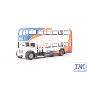 E13918 Exclusive First Edition (EFE) 1:76 Scale (OO Gauge) Bus Bristol FLF Lodekka Stagecoach East Cambridge 128