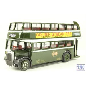 16001 Exclusive First Edition (EFE) Leyland Titan PD2 Lowbridge Double Deck Bus Todmorden/ LMS Summit via Todmorden