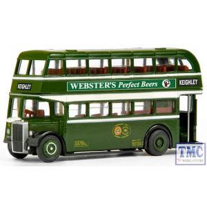 E16016 Exclusive First Edition (EFE) 1:76 Scale (OO Gauge) Bus Leyland PD2 Lowbridge Luton Todmorden/BR Keighley