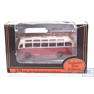 16204 Exclusive First Editions (EFE) 1:76/4mm Scale Bristol MW Coach South Midlands