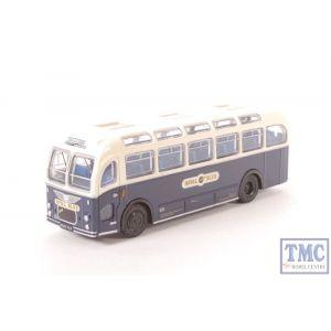 E16216 OO Gauge Bristol/ECW MW Coach Royal Blue Exclusive First Edition (EFE)