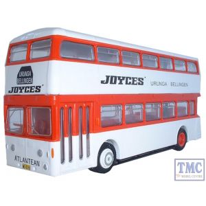 E16527 Exclusive First Editions (EFE) OO Scale Leyland MCW Atlantean Joyces Buses New South Wales