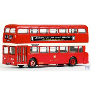 E16539 OO Gauge Leyland MCW Atlantean City of Mancheste Exclusive First Edition (EFE)