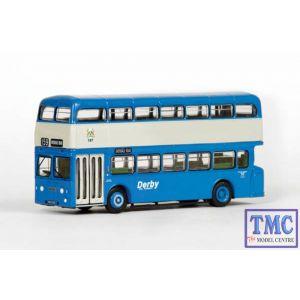 E18011 OO Gauge Daimler Fleetline Derby City Transport Exclusive First Edition (EFE)