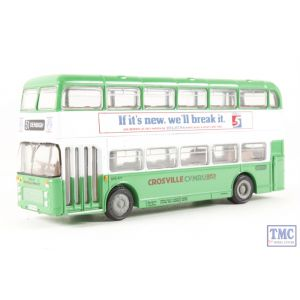 20407 Exclusive First Edition (EFE) Bristol VRT Series III Double Deck Bus Crosville Wales (Crosville Cyrmu)