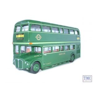 25601 Exclusive First Edition (EFE) AEC ROUTEMASTER RCL DOUBLE DECK COACH - LONDON TRANSPORT GREEN LINE (Route 709)