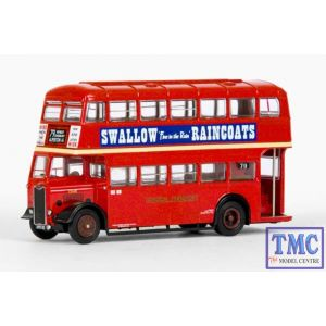 E26322 OO Gauge Guy Arab II London Transport (Red) Exclusive First Edition (EFE)
