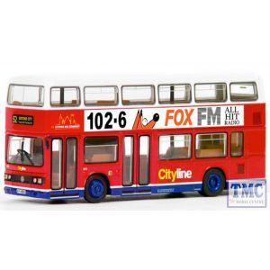 E28829 Exclusive First Edition (EFE) 1:76 Scale (OO Gauge) Bus Leyland Titan Oxford Bus Company City Centre No 52