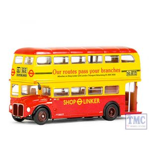 E31514 Exclusive First Edition (EFE) 1:76 Scale (OO Gauge) Bus RM Routemaster London Transport Shop Linker
