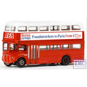 E31808 Exclusive First Edition (EFE) 1:76 Scale (OO Gauge) Bus RMA Routemaster Bus BEA Heathrow