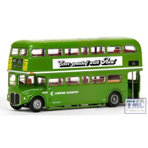 E31911 Exclusive First Edition (EFE) 1:76 Scale (OO Gauge) Bus RML Routemaster London Country NBC Langley The Harrow 407