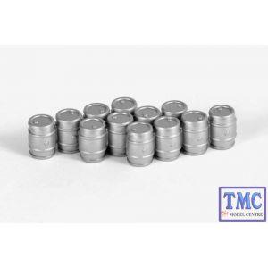 E99607 OO Gauge Aluminium Kegs Exclusive First Edition (EFE)