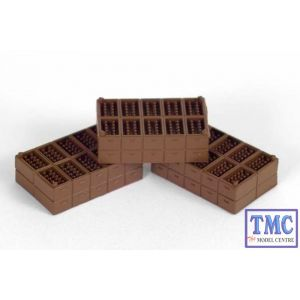 E99610 OO Gauge Bottles in Crates Exclusive First Edition (EFE)