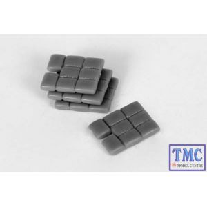 E99616 OO Gauge Cement Bags Exclusive First Edition (EFE)