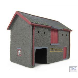 EM6002 Classix 1/76 Sidings Warehouse/Barn.