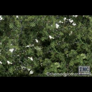 F1131 Woodland Scenics Medium Green Fine Leaf Foliage