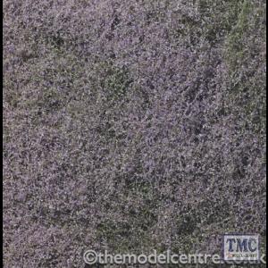 F177 Woodland Scenics Purple Flowering Foliage