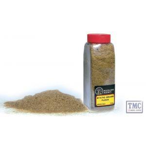 FL632 Woodland Scenics Harvest Gold Static Grass Flock