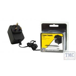 FS14411 Woodland Scenics Field System Power Supply Uk Plug