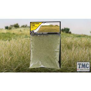FS615 Woodland Scenics 2mm Static Grass Light Green