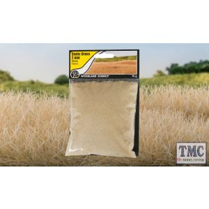 FS616 Woodland Scenics 2mm Static Grass Straw
