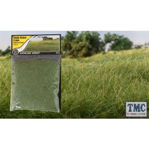 FS618 Woodland Scenics 4mm Static Grass Medium Green