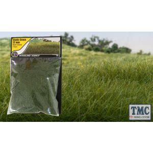 FS625 Woodland Scenics 12mm Static Grass Dark Green