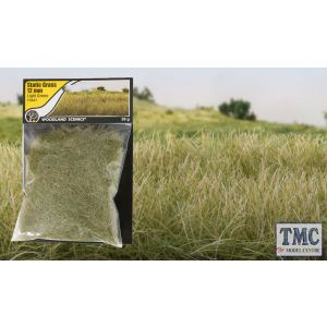 FS627 Woodland Scenics 12mm Static Grass Light Green