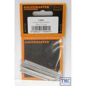 GM06 Gaugemaster Solder Wire 145 Degrees