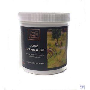 GM169 Gaugemaster Static Grass - Glue (250ml)
