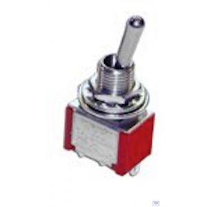 GM508 Gaugemaster SPDT Mini Toggle Switch