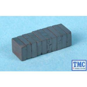 GM86 Gaugemaster Small Magnets (10)
