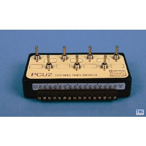 GMC-PCU2 Gaugemaster N & OO Gauge Slave Point Control Unit for PCU1