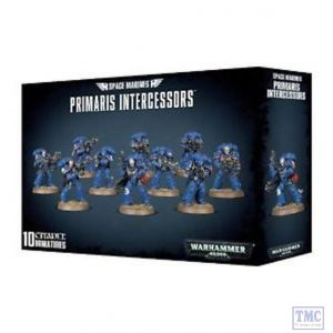 48-75 Games Workshop Warhammer 40000 Space Marines Primaris Intercessors